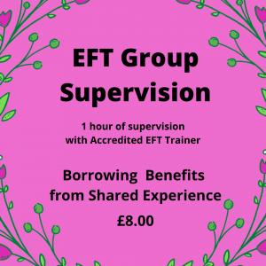 EFT Group Supervision